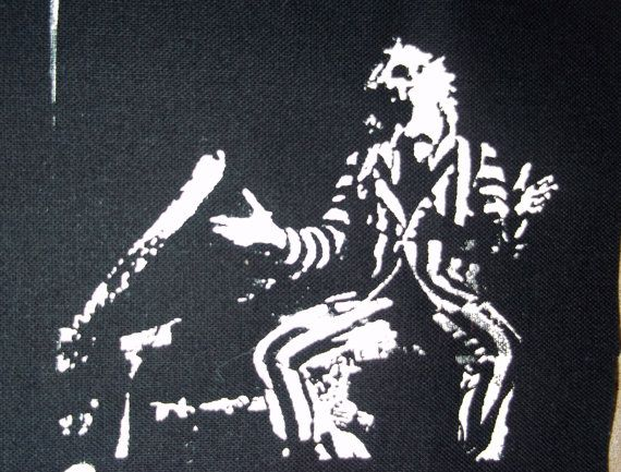 Beetlejuice on Grave patch by Oioipatchcompany on Etsy, $3.00
