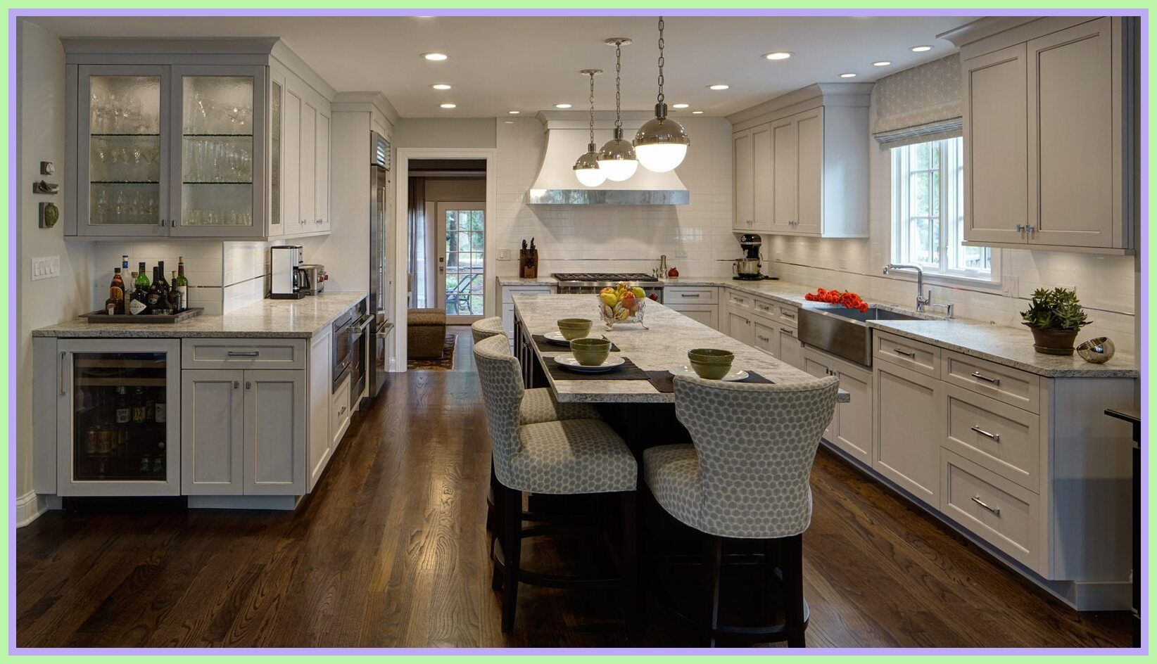 119 reference of Kitchen Dining Room Ideas open plan L ...
