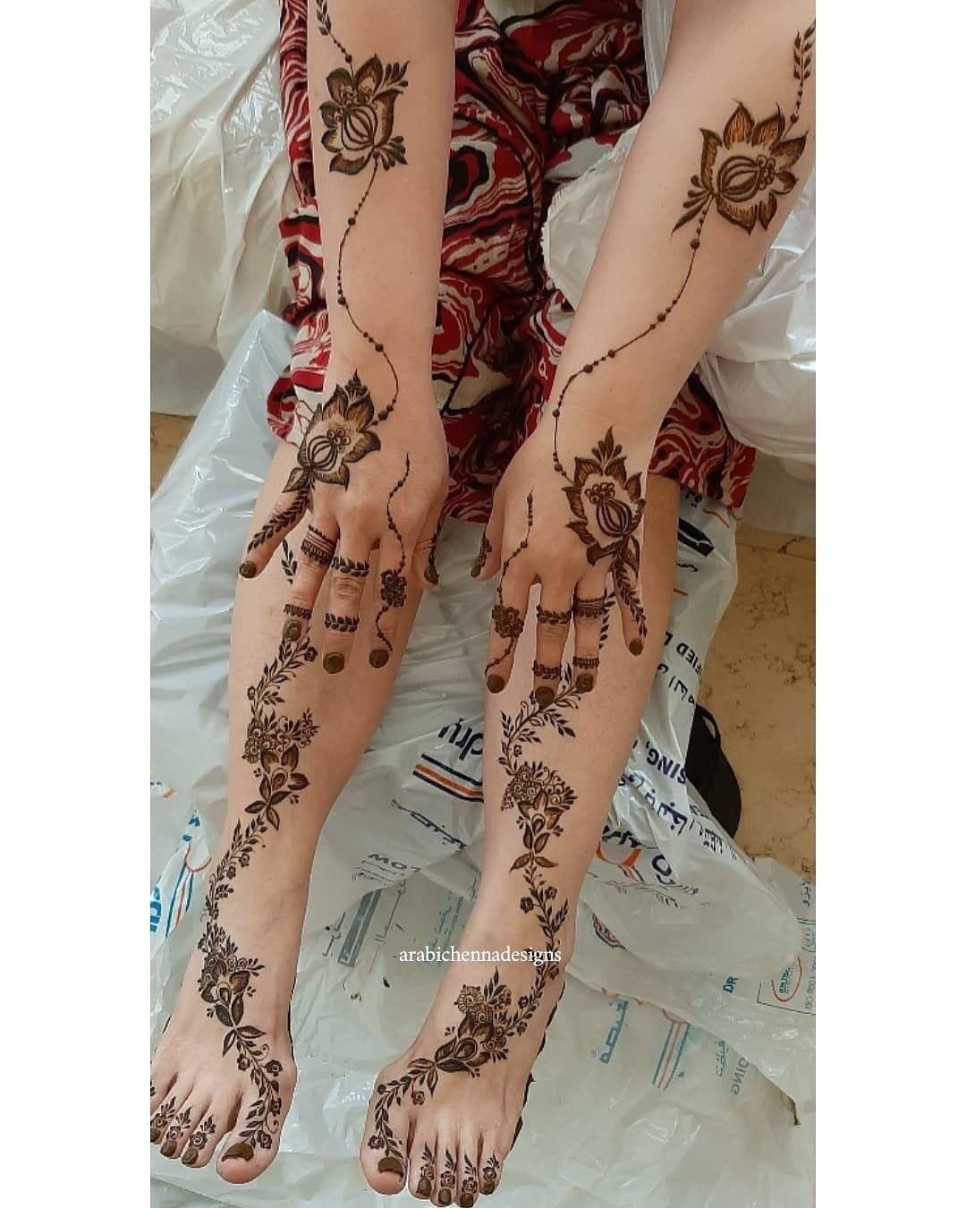 Henna artist in Dubai 0522531900 in 2020 Henna tattoo