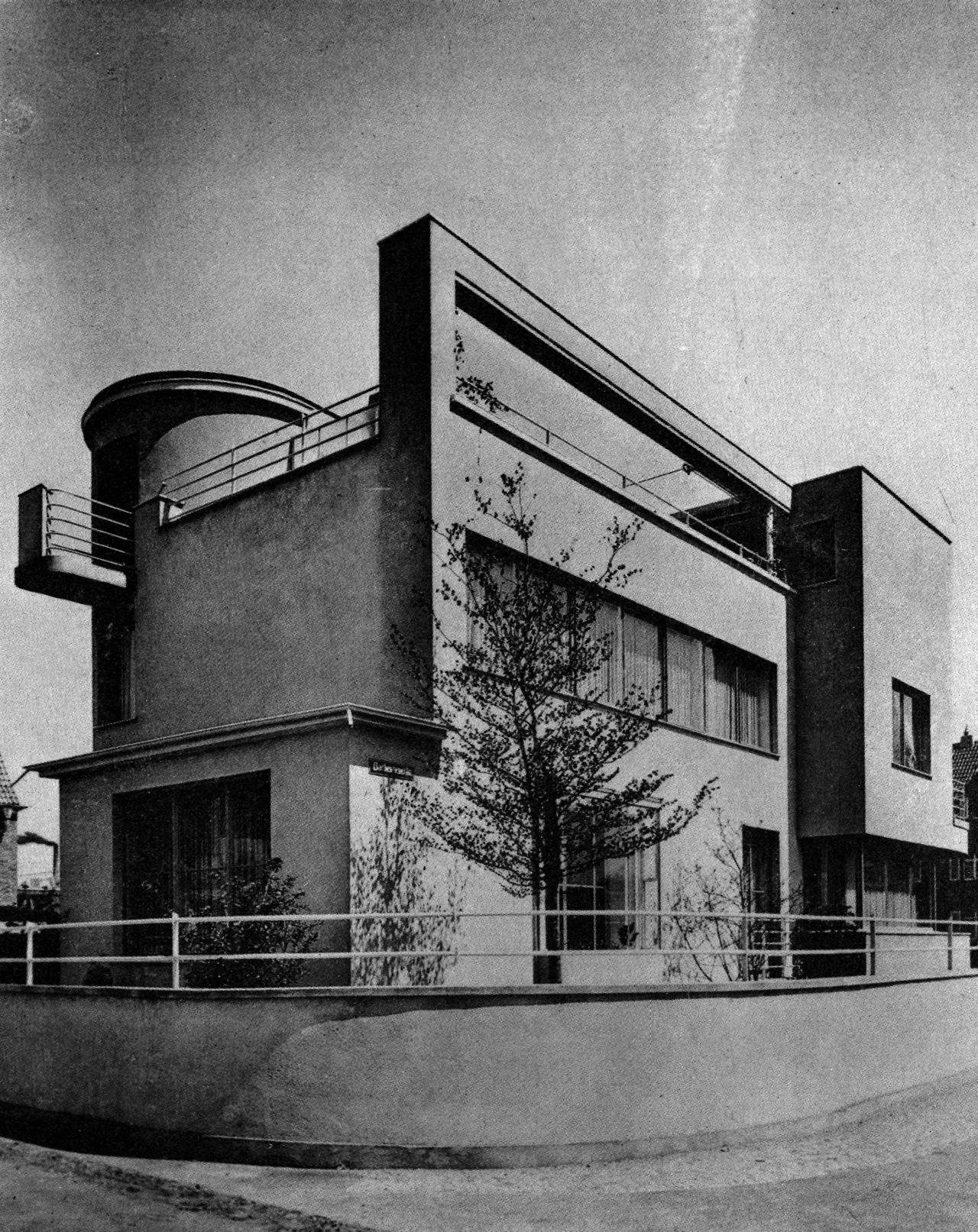 Walter Reitz | Villa | Cologne, Germany | Edificios y construcciones ...
