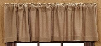 "Burlap Natural Valance 100% Soft Cotton 16""x72"" by Victorian Heart Co., Inc., http://www.amazon.com/dp/B000JZ904S/ref=cm_sw_r_pi_dp_Jf1Crb1YMW30R"
