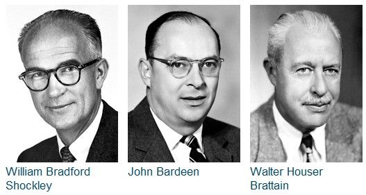 John Walter Brattain William Shockley Brattain – HD Wallpapers