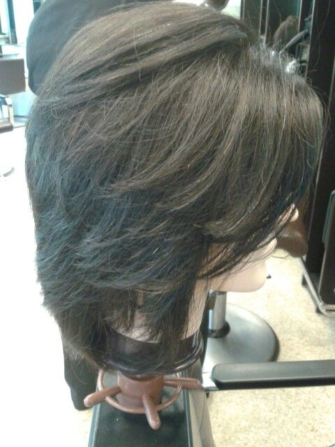 Pin on my hair style board  180 Degree Angle Haircut