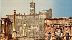 """La """"grande bellezza"""" senza tempo Roma nelle prime foto a colori"""