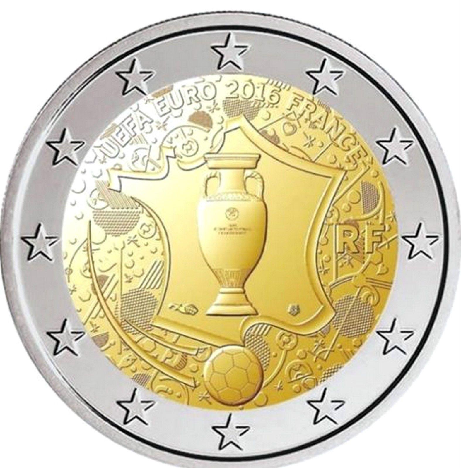 Dettagli Su 2 Euro Moneta Commemorativa 2016 Tutti I Paesi