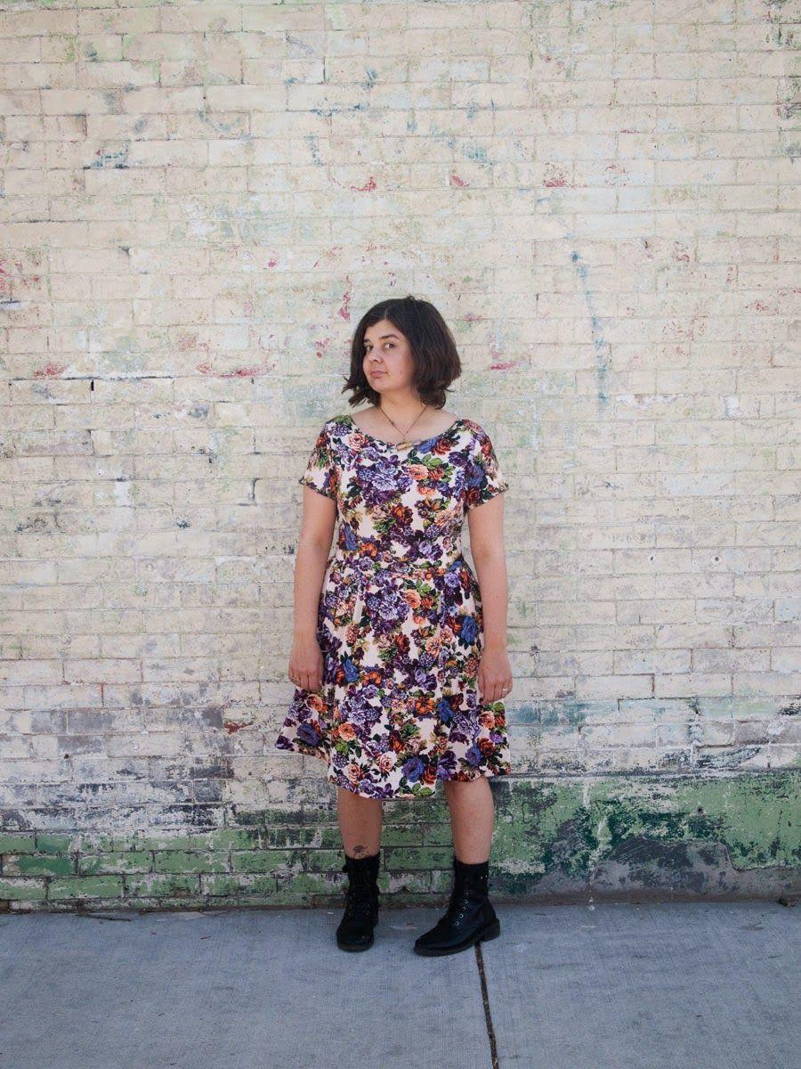 Fancy Tiger Crafts: We ♥ Colette's New Moneta Jersey Dress!