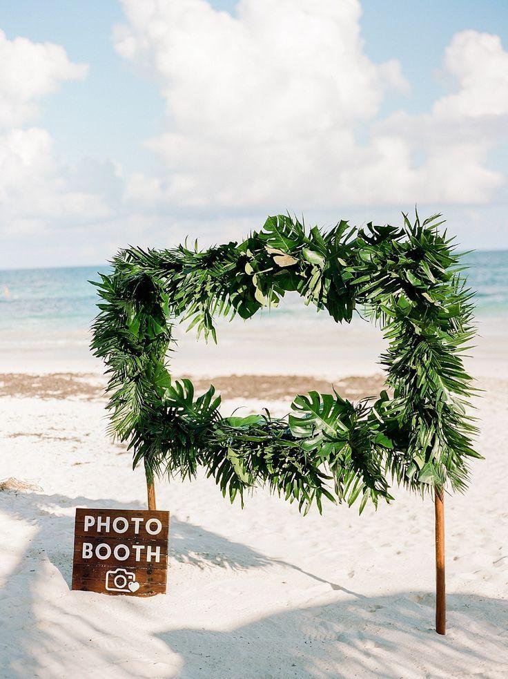 Destination Wedding Photography | Wedding at Akiin Beach Club