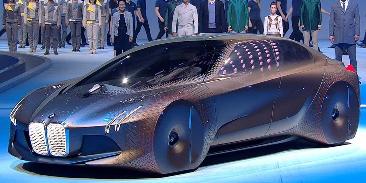 Jmk Tech Is Excited To See The Future Of Cars Like Bmw S New Concept