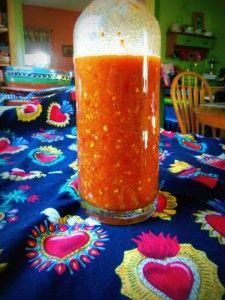 Chile de Arbol Hot Sauce