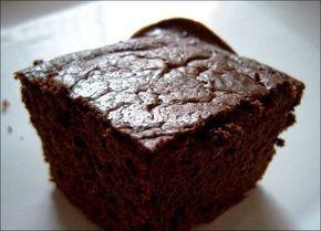 tarta de chocolate sin azucar
