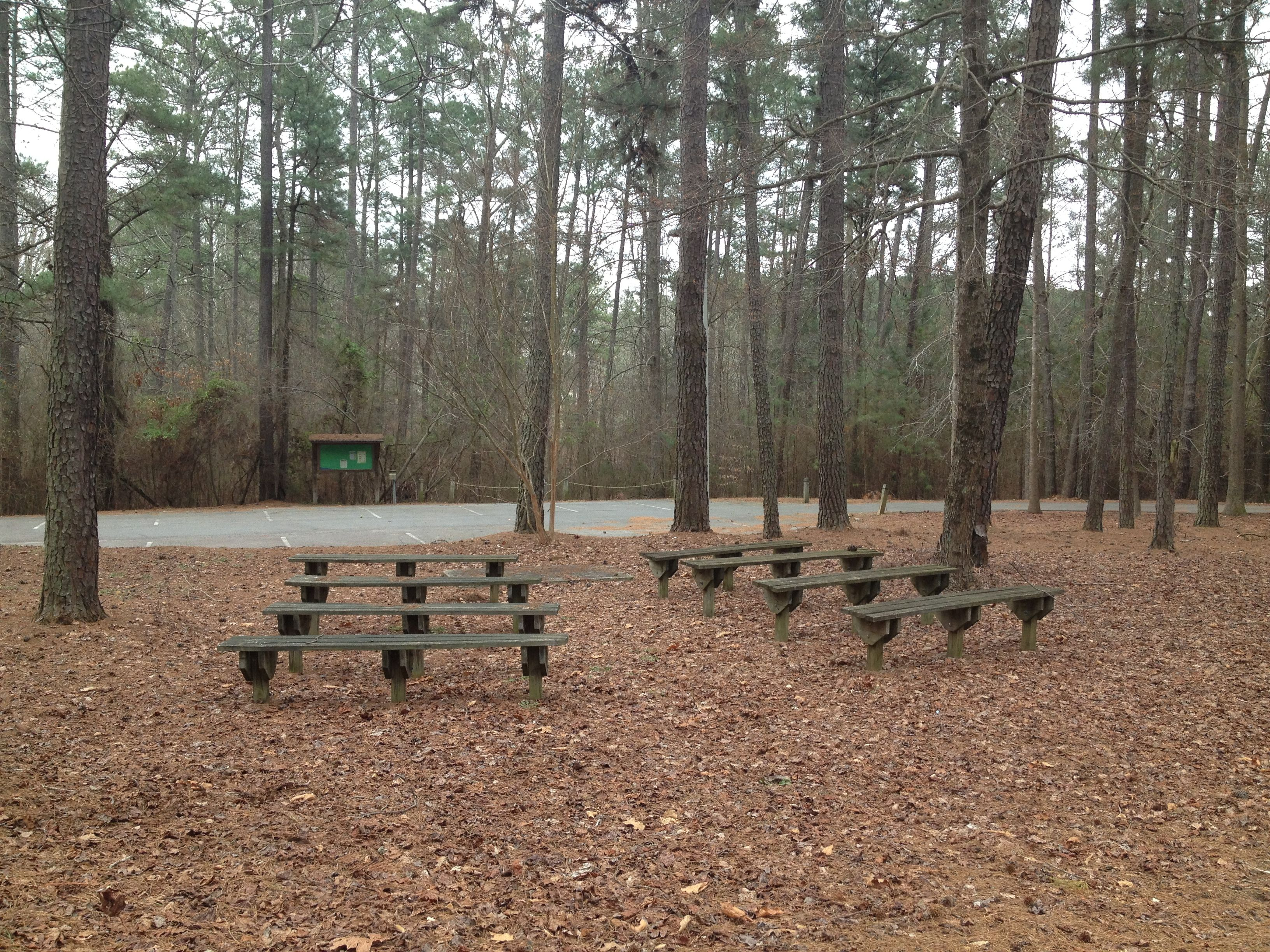 Little outdoor chapel at Lake Wheeler Park, Raleigh NC | North ...