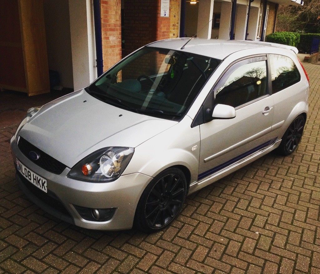 Looking For A Ford Fiesta St This One Is On Ebay Ford Fiesta