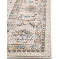 Photo of benuta carpet Velvet Cream 200×290 cm – vintage carpet in the used look benuta