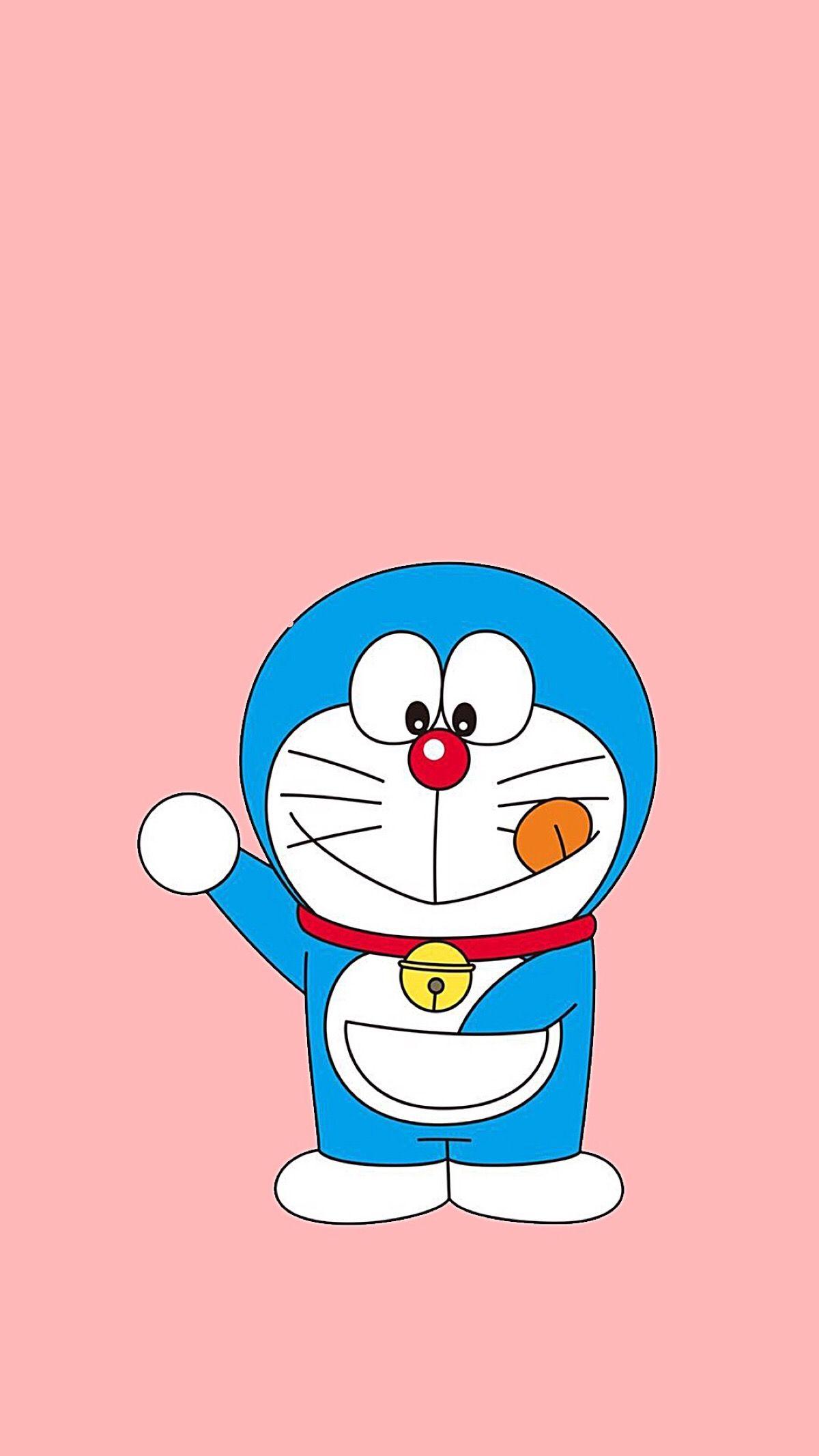 Gambar Kartun Oleh Alle Chan Pada Doraemon