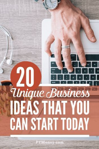 Top Unique Small Business Ideas To Start Today Unique
