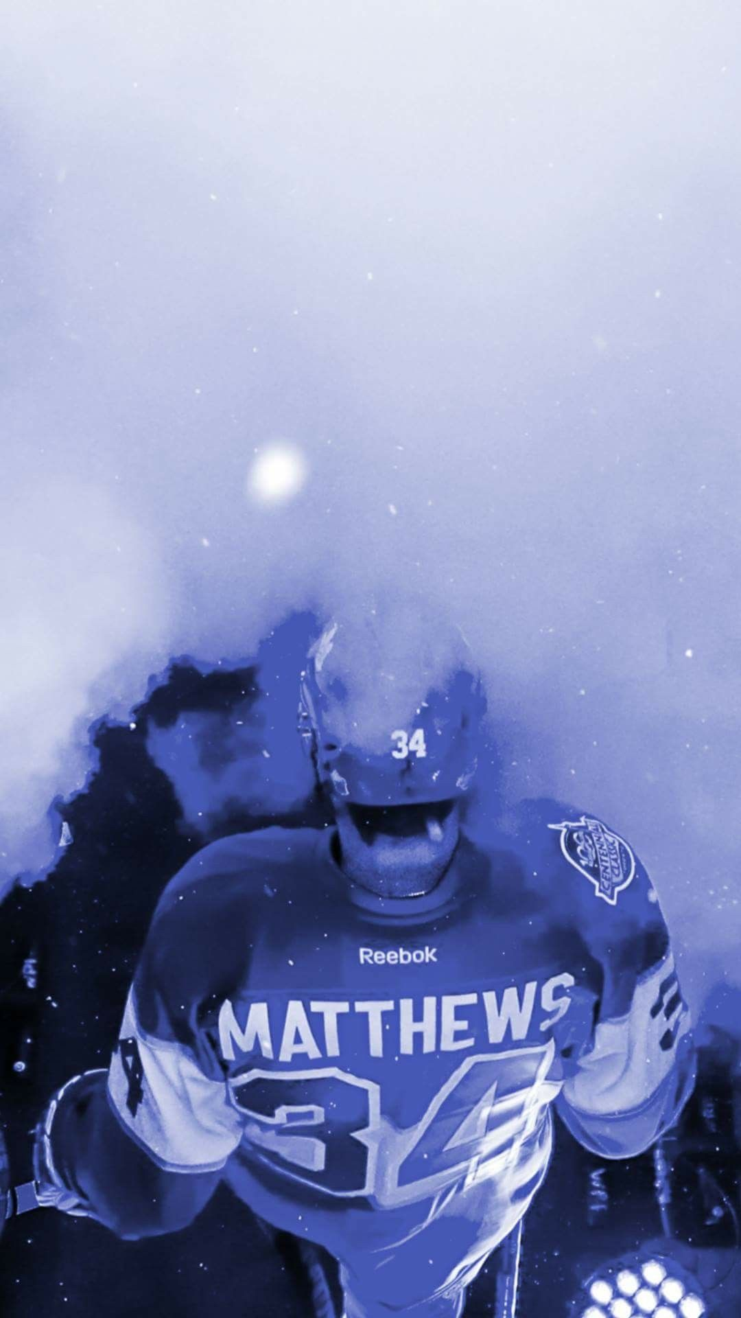 Auston Matthews Nhl Wallpaper Toronto Maple Leafs Wallpaper Nhl Hockey Teams