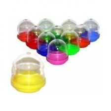 """200 1"""" Empty Capsules Vending Candy Bulk Toys Gift Party Favors"""