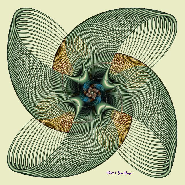 Gallery : String fractals Page2