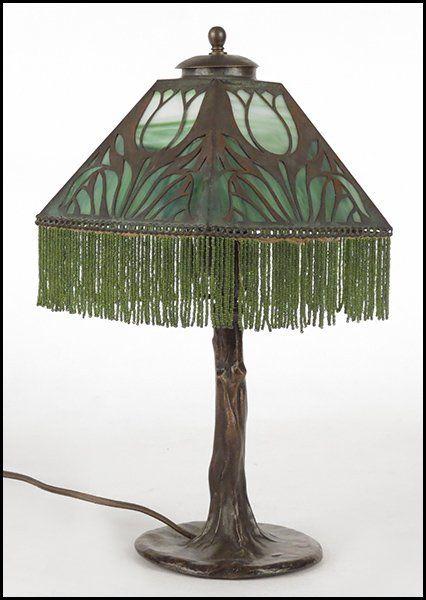 Handel Tree Form Table Lamp