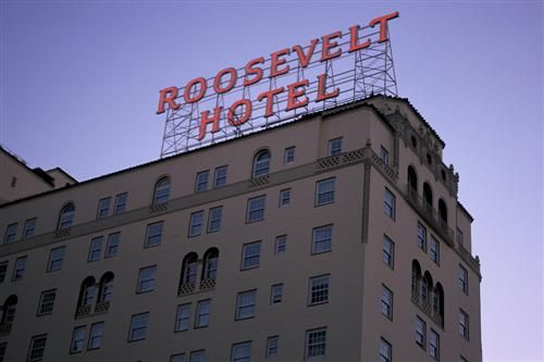 Hotel roosevelt ca hollywood roosevelt hotel haunted for Hollywood beach resort haunted