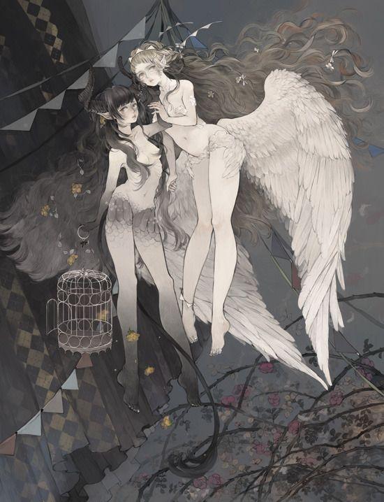 天使と悪魔 初出飛鳥新社季刊s2014年07月号テーマ天使悪魔