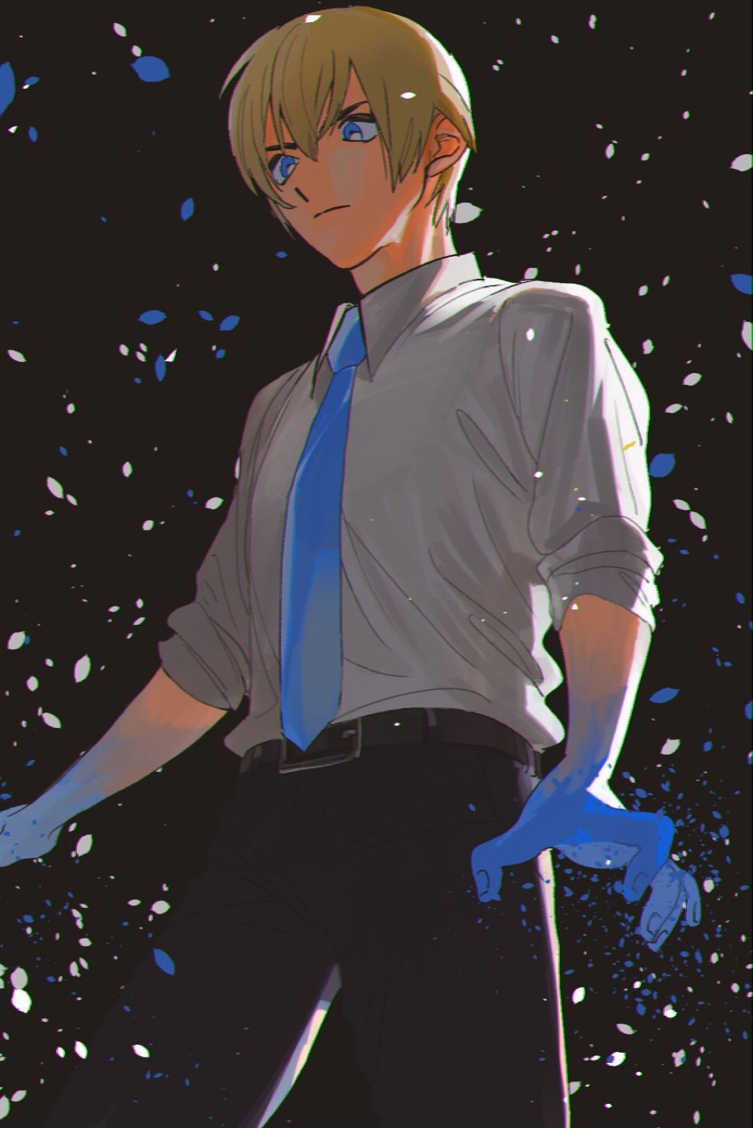 Pin by 🌟IVA🌟 on DC and MK in 2020 Detective conan, Anime