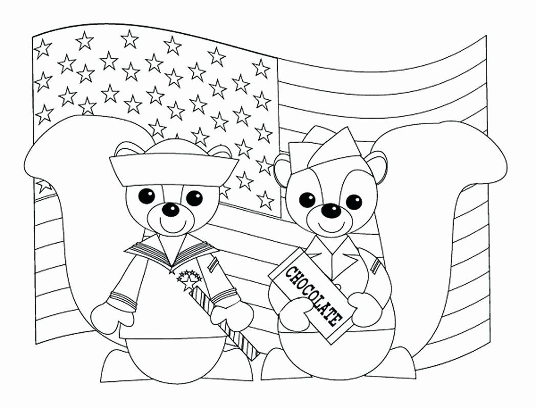 Coloring Pages For Veterans Pictures