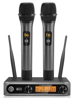 Top 10 Best Karaoke Microphones in 2019 - IDSESMEDIA #bestkaraokemachine