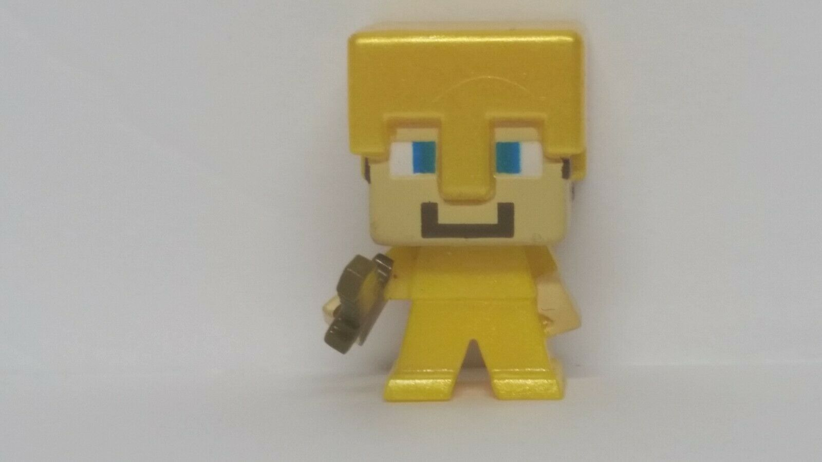 Mattel Minecraft Series 17 EGYPTIAN MYTHOLOGY STEVE W ARMOR Mini Figure Loose