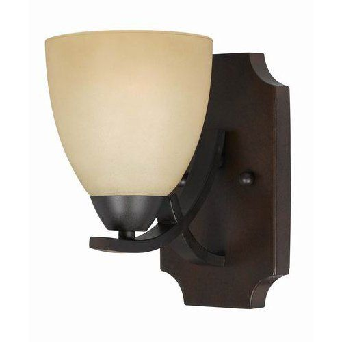 Wall Sconces Fireplace : $49.50 Fireplace sconces - Triarch 33240/1 Value Wall Sconce kiss house Pinterest Sconce ...