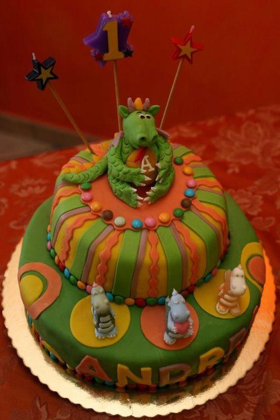 Torta Drago Drake Cake by Stefania Scala Idee per le feste dei