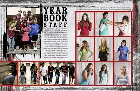 yearbook layout 3 | Yearbook design | Pinterest | Yearbook layouts ...