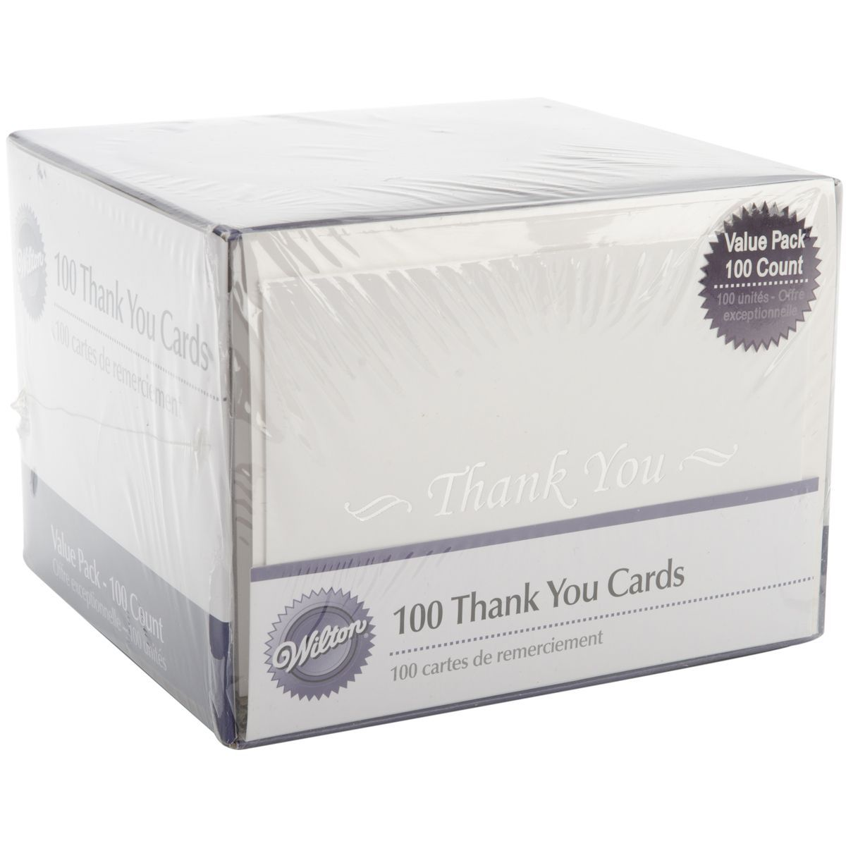 Wilton Thank You Cards Box Set Products Pinterest Box Sets And