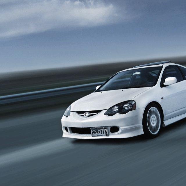 Honda Integra Acura Rsx Tweaked Revolution