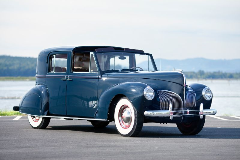 Oldtimer gallery. Cars. 1941 Ford.