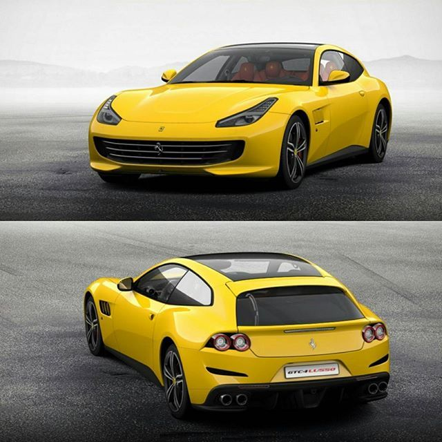 Ferrari Gtc4lusso Engine Sound: 2019 Ferrari GTC4Lusso Rumors And Changes Pinterestcom