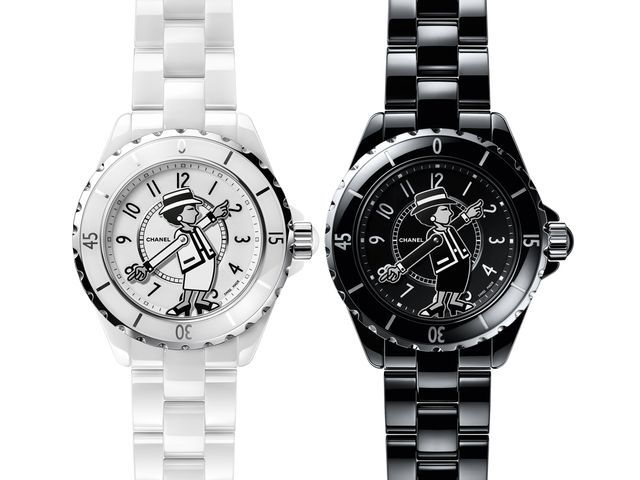 e53d54f6c9ac Chanel: Mademoiselle J12 (BAGAHOLICBOY.COM   Watches   Chanel, Rolex ...