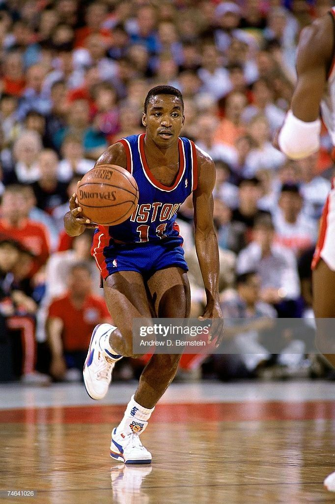 Pin by Cool Breeze on Isiah Thomas 11! (With images