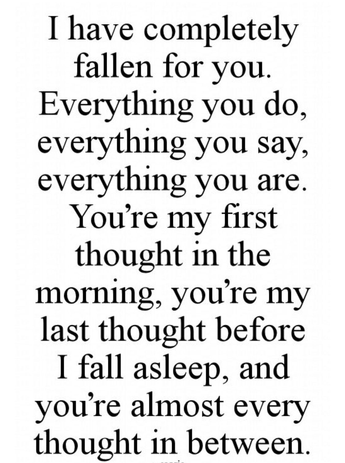 Fall More Love You Everyday Quotes Archidev