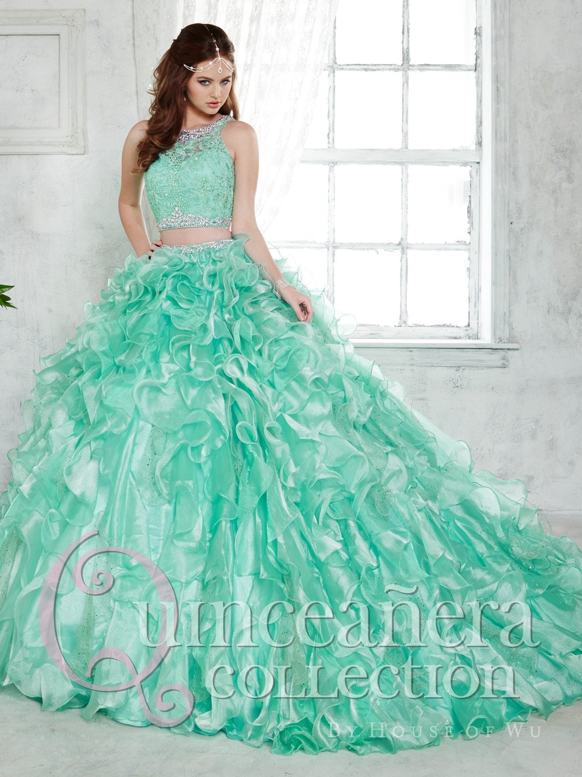 ba213445d8d House of Wu Quinceanera Dress Style 26813 -  650 – ABC Fashion