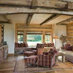 Exposed Beams Reclaimed Wood Specialty Stock Charlotte Nc