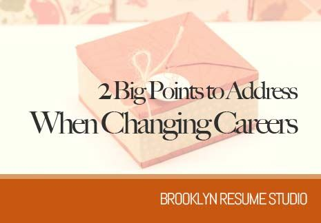 Thinking of changing careers? Hiring managersu0027 2 big concerns (and - resume for changing careers