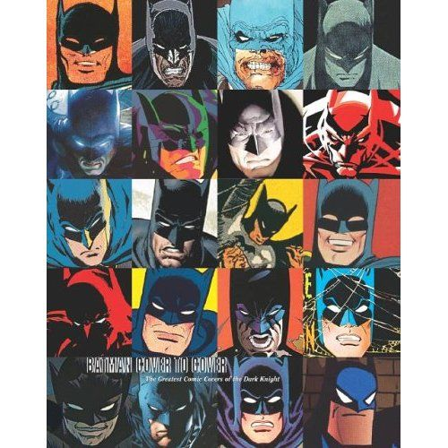 The faces of Batman :)