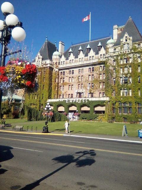 The Empress, Victoria Canada: Highlights of Victoria
