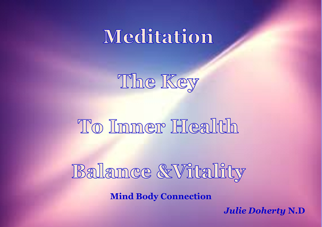 Meditation to Improve Energy & Vitality: Meditation the ...