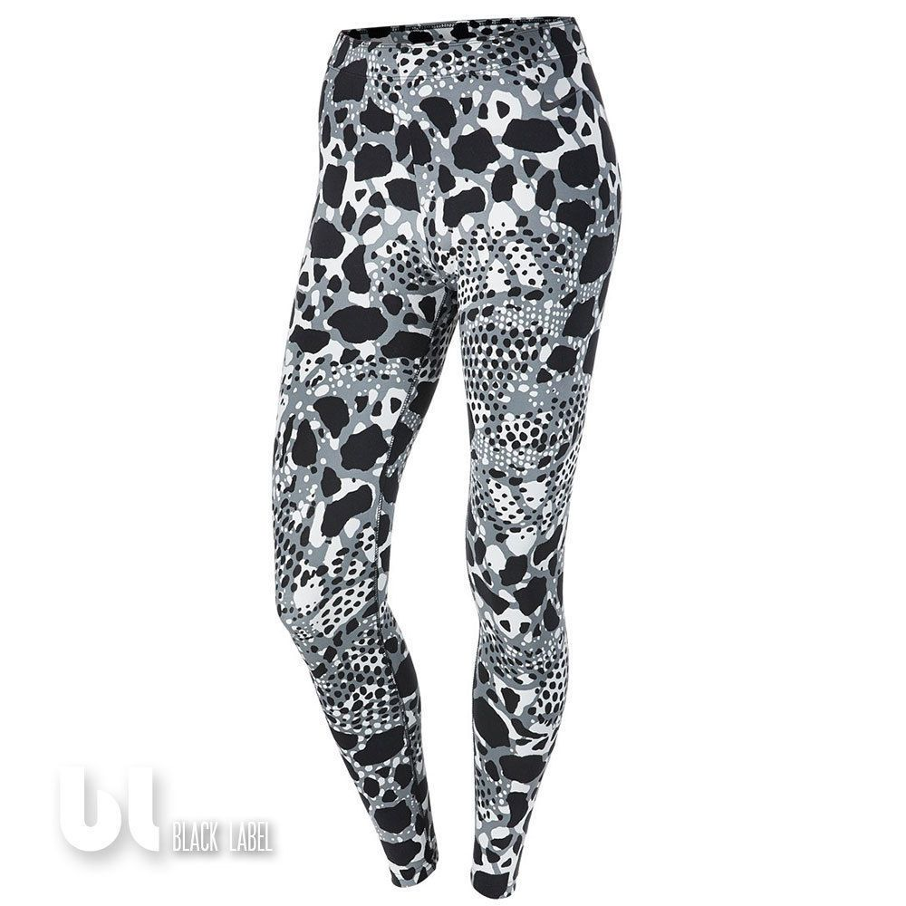 Nike Club Printed Aop Legging Damen Sport Leggings Fitness