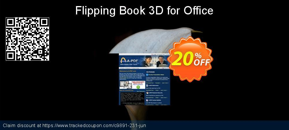 most popular various design 100% quality 20% OFF] Flipping Book 3D for Office Coupon on Halloween ...