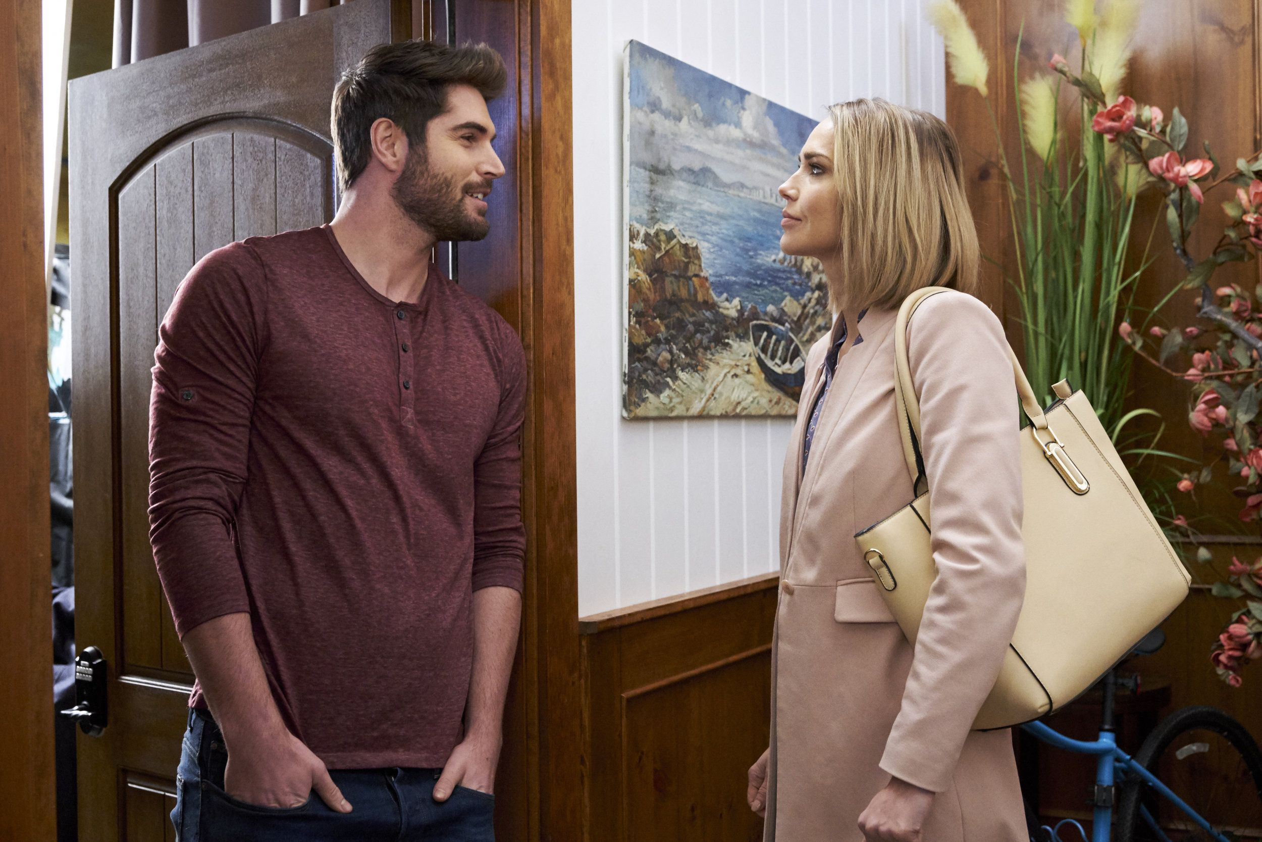 Check Out The Photo Gallery From The Hallmark Channel Original