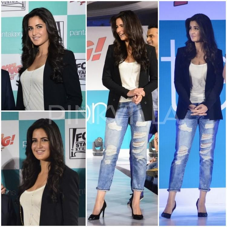 Style File Katrina Kaif Dressed Up Or Dressed Down Celebrity Trends Katrina Kaif Dresses Katrina Kaif