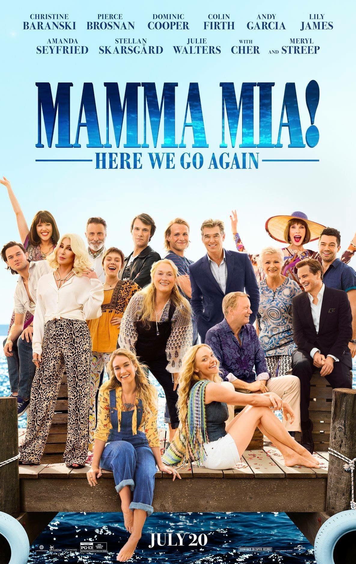 Pin De Zeynep Akdeniz En Movie Posters Pelicula Mama Mamma Mia Peliculas Online Gratis
